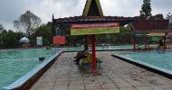Wisata alam kolam air panas walini dari kendal