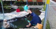 Wisata alam kolam air panas walini dari jember