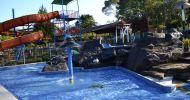 Wisata alam kolam air panas walini dari tasikmalaya