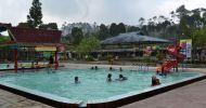 Wisata alam kolam air panas walini dari cirebon