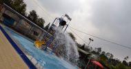 Wisata alam kolam air panas walini dari cianjur