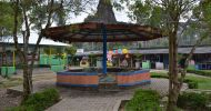 Wisata alam kolam air panas walini dari depok