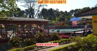 Wisata alam kolam air panas walini dari tuban