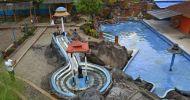 Wisata alam kolam air panas walini dari majalengka