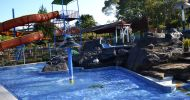 Wisata alam kolam air panas walini dari nganjuk