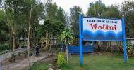 Wisata alam kolam air panas walini dari blitar