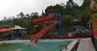 Wisata alam kolam air panas walini dari sukoharjo